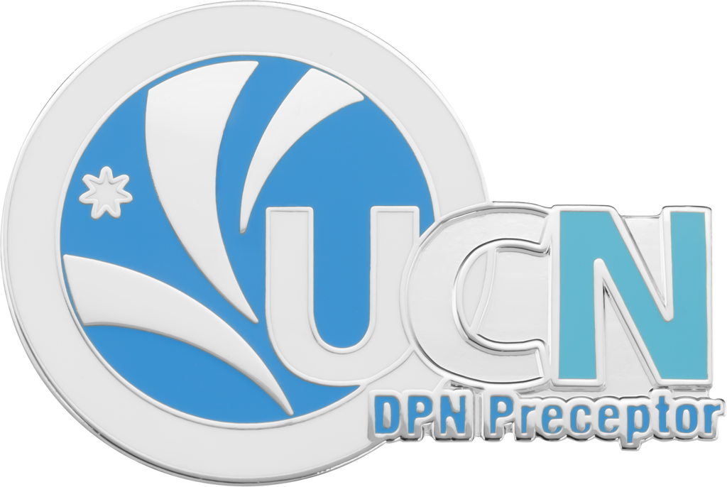 Lapel Pins Gallery Image - UCN DPN Preceptor-2_sat