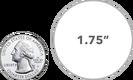 1.75 Inch