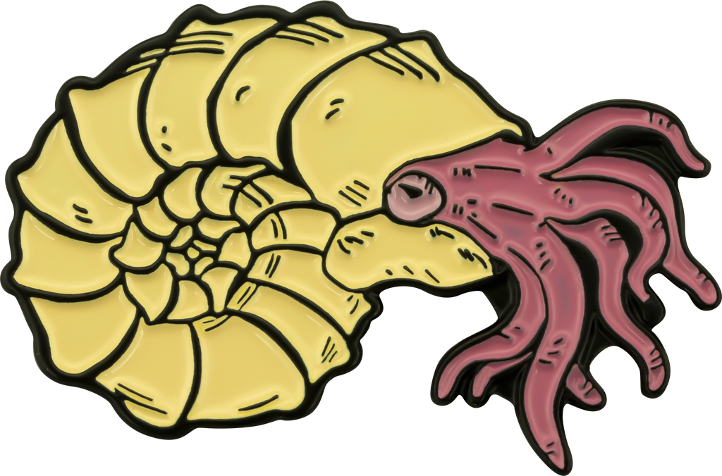 Lapel Pins Gallery Image - Sea Creature-2_sat