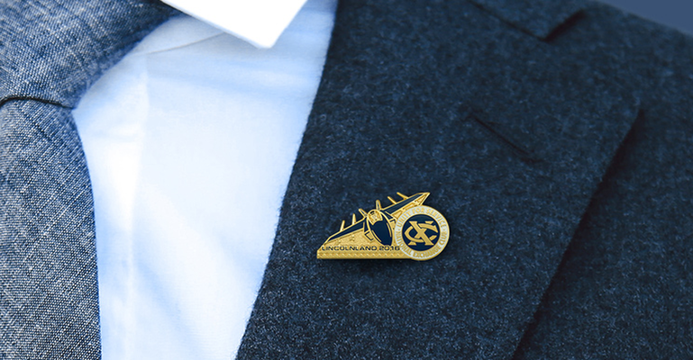 Captivating Delivering High Quality Custom Lapel Pins Fast Since 2001.