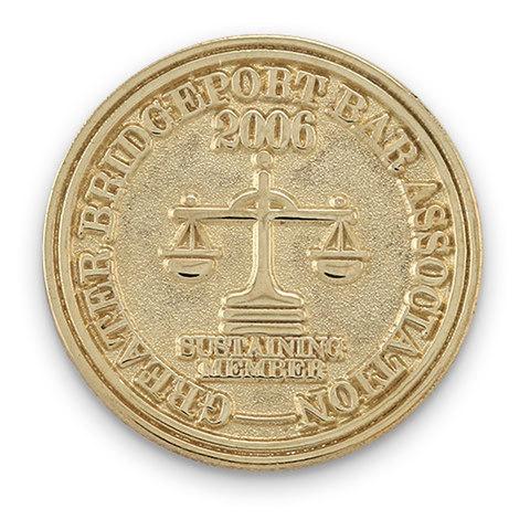 Custom Metal Plating High Polished Gold